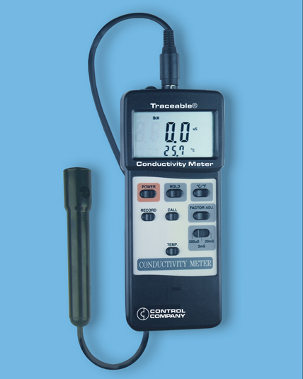 Traceable 174 Dual Display Conductivity Meter Itech